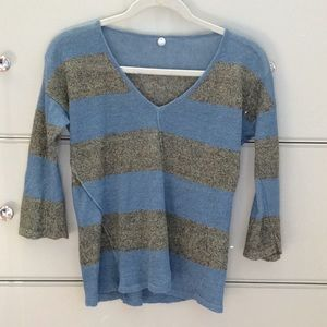 Margaret O'Leary linen summer sweater
